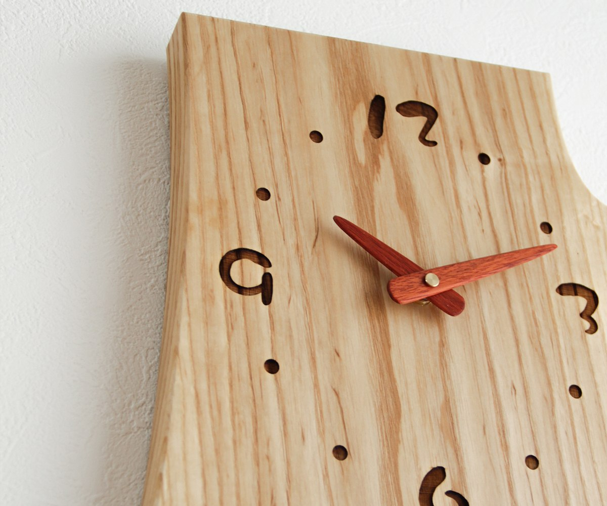 Stump pendulum clock F40